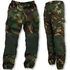 CAMOUFLAGE UTILITY JOGGING BOTTOMS HUNTING SHOOTING FISHING WORK