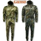 TECL- WOOD WATER REPELLENT HOODIE AND JOGGERS SHOOTING FISHING CAMPING HUNTING