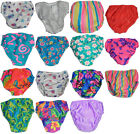 My Pool Pal Baby Infant Girls Reusable Swim Diaper Cover Runs 2 Sizes Small