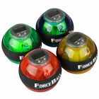 US Stock Sports and Fitness LED Powerball Gyro Exerciser with Docking Station Ne