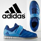 New 2017 Adidas Powerlift 3 Blue Mens Weight Lifting Shoes Trainers