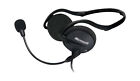 Microsoft LIFECHAT LX-2000 Black Neckband Headset Windows 10 Compatible
