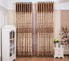 Curtain veil tulle netting luxury curtain water-soluble embroidery curtain sheer