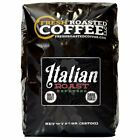 Coffee Beans - Italian Roast Espresso Blend Whole Bean Coffee Fresh Roasted Coffee LLC