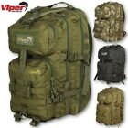 VIPER TACTICAL RECON EXTRA PACK 50 LITRE RUCKSACK HYDRATION BACKPACK ARMY CADET