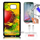 Samsung S6 Edge+ Plus 5.7' Case Cover Tempered Glass Film A4869 Cricket