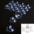 Suction Cups Clear Rubber Plastic Rubber Window Wall Tile Suckers Pads Hook Hang