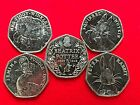 Various Rare and Commemorative Coin Hunt 50p Coins Kew Gardens Olympics Beatrix