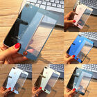 MIRROR FRONT & BACK TEMPERED GLASS SCREEN PROTECTOR FOR APPLE IPHONE 6 6S PLUS +