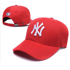 New NY Baseball Cap Hip-Hop Hat Adjustable Snapback Sport Men Women Newyork