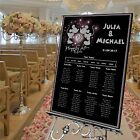 Personalised Wedding Table Seating Plan- MINNIE & MICKEY/DISNEY - 4 SIZES