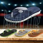 Fashion Mens Flat Flip Flops Beach Slippers Sandals Summer Casual Shoes Newest