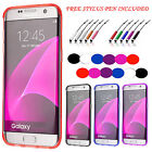 S-Line Back Case Soft Gel  Silicone Slim Grip Cover For  Samsung Galaxy J3 UK
