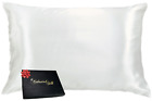 Celestial Silk 100% Pure Mulberry Silk Pillowcase,Luxurious 25 Momme 20 colors image
