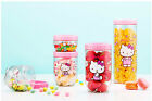 Lock&Lock Interlock Hello Kitty BPA free Food Candy Kids Containers Storage Pink