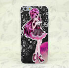 for iPhone5s 6s 6plus 7plus Monster High Funny Hard Phone Case