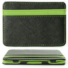 Portafoglio Magico Magic Wallet Regalo Carte DI Credito Slim Clip Cash Holder PU