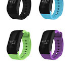Smart Watch Heart Rate Monitor Bluetooth Wristband Detection Bracelet Cool
