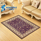 Adasmile Hot Sale Colorful Traditional Floral Carpet Home Decorative Area Rugs