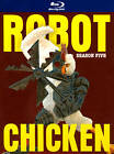 Robot Chicken: Season Five (Blu-ray Disc, 2011)