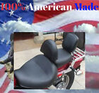 Honda Shadow Spirit 1100 98-UP Motorcycle Driver Backrest Quick Release