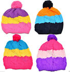 Baby Kids Childrens Girl Boy Cute Knitted Cap Winter Hat Warmer Infant gift