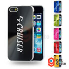Chrysler Pt Cruiser Car Logo Engraved Personalized Metal Cover Case- iphone 5/5s
