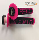ODI EMIG Lock on V2 Half Waffle MX Grips 4 STROKE   ALL COLORS   Made in USA
