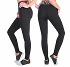 Damen Sporthose Yoga Pants Stretch Fitness Laufhose Leggings Jogginghose ★A1016