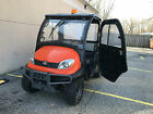 MINT KUBOTA RTV500 4X4 FULLY INCLOSED WITH HEATED HARD CAB,LOW HOURS,MUST SELL