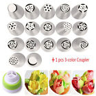 New Russian Tulip Flower Cake Icing Piping Nozzles Decorating Tips Baking Tools фото