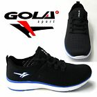 Gola Active Sondrio Lightweight Fitness Trainers Memory Foam Sole Running Shoes