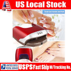 48W LED Nail Cure Lamp UV Gel Dryer Light Timer for Gel Polish USA Shipping