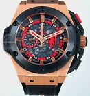 Hublot Big Bang King Power - Rose Gold Manchester United Limited Edition