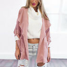 Pink Coat Trench Women Warm Hooded Parka Long Jacket Outwear Fashion Windbreaker
