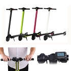 Foldable Electric scooter Carbon Fiber Aluminum Pedal Handlebar LED Display