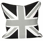 Union Jack 100% Cotton Cushion Covers,Sofa Cases Couch Pillow 18