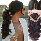 Glueless Lace Front wigs Brazilian Human Hair body wave baby hair Full Lace wig