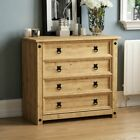 Corona Panama Chest Of Drawers Bedside Bedroom Mexican Solid Pine Furniture <br/> Save an extra 15% using code POST15 at checkout!