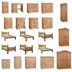 Corona Panama Chest Of Drawers Bedside Bedroom Mexican Solid Pine Furniture