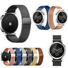 Milanese Magnetic Loop Watch Band Strap For Moto 360 2nd Generation Men's 46mm image