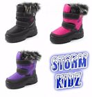 Внешний вид - Storm Kidz Cold Weather Kid's Snow Boots (Toddler/Little Kid) 1316