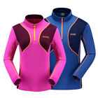 Men's Outdoor sportswear Mountaineering suit Quick drying Couples Long sleeve