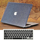 """2in1 Space Grey Glitter Bling Crystal Case for MacBook Air Pro 13"""" 15"""" Touch Bar"""