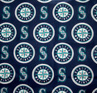 Seattle Mariners Dog Bandana MLB Dog over the collar / New design