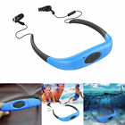 Sport Waterproof Headset Earphone Mp3 Music Player for Swimming Surfing