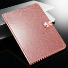 Bling Leather Wallet Smart Stand Case Cover for Apple iPad 2 3 4 56/Air/Mini/Pro