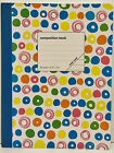 """Lot of 2 Composition Notebook 80 Pages / 160 Sheets Wide Ruled 9.75"""" x 7.5"""""""