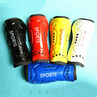 Kids Mens Athletic Soccer Football Shin Guards Pads Shinguard Ankle Protector EP