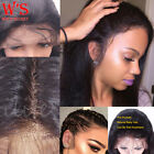 Brazilian Human Hair Lace Front Wig 360 Baby Hair Around Full Lace Wig For Women